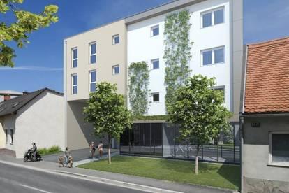 Quality Living mit M173 - gehobene 2-Zimmer Anlegerwohnung im Herzen der Stadt | Erstbezug ab 2021