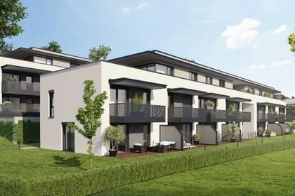 Ruhiges Wohnen mit eigenem Garten in St. Peter | 96m² Maisonette ab Sommer 2022