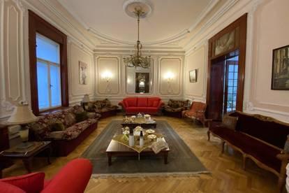 Historische Villa in Wien Hernals