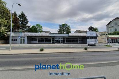 Geschäftsfläche im Stibor Center im Herzen von Hartberg!