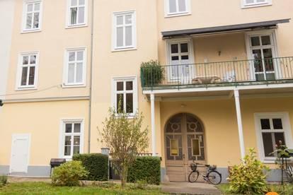 Baden Zentrum - Altbauwohnung mit genug Platz fürs Homeoffice