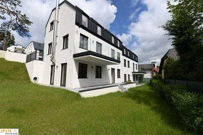 Erstbezug, Ruheoase in Mauerbach, exklusive Doppelhaushälfte mit 2 KfZ-Stellplätzen