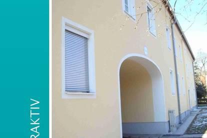 2 Zimmer-Dachgeschoßwohnung - ruhige Grünlage Parsch