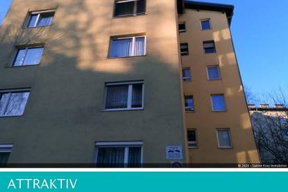 Großzügige 3 Zimmerwohnung Maxglan-oberster Stock- neu renoviert!