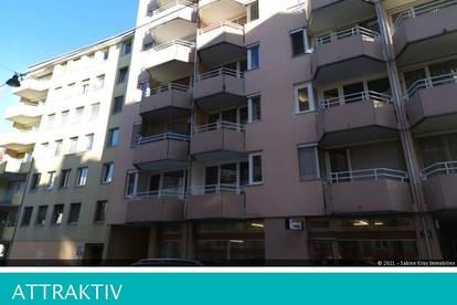 Möblierte Garconniere mit SW Balkon- Andräviertel