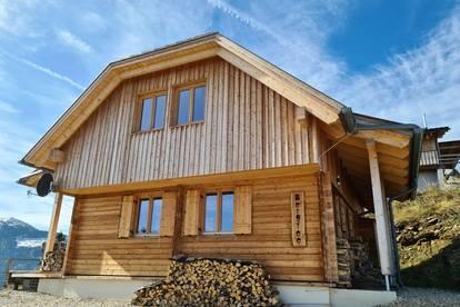 Alpen-Chalet Ferienhaus /Ganzjahreshaus auf der Turracherhöhe