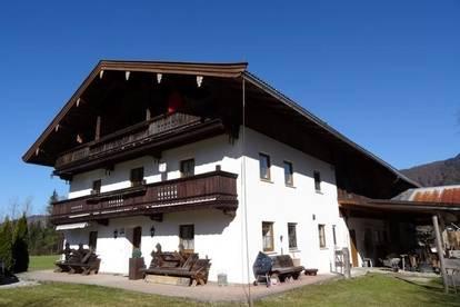 Gewidmeter Ferienwohnsitz in absoluter Ruhelage in Kössen