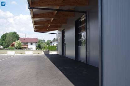 Standartisierte Lager-/Gewerbeflächen + Self-Storage (ab15m²)