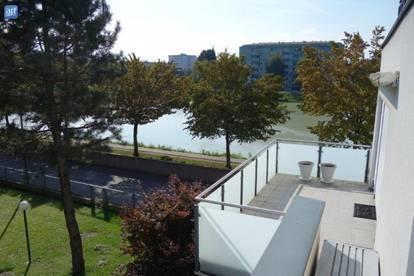 Salzachkai - Penthouse mit 40m² Dachterrasse