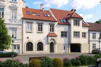 Dachterrassenwohnung in zentrumsnaher Lage