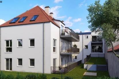 modernes Wohnen in der Hochstraße