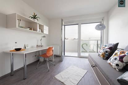 PROVISIONSFREI! Vollmöbliertes Design Apartment mit Balkon, ALL-IN-MIETE! (3)