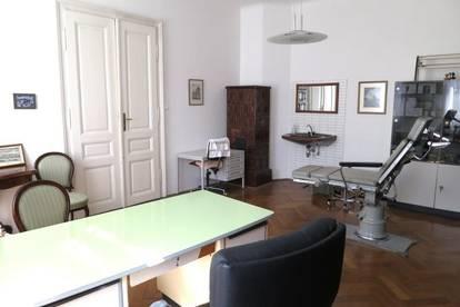 Büro-, Ordinationsraum im Stadtzentrum in Untermiete!