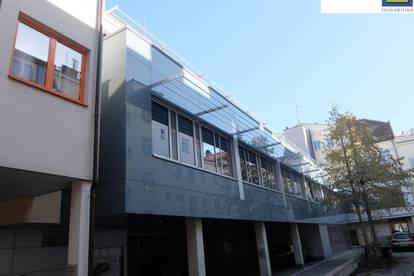 Repräsentative Büroetage im Zentrum mit 70 m² Dachterrasse