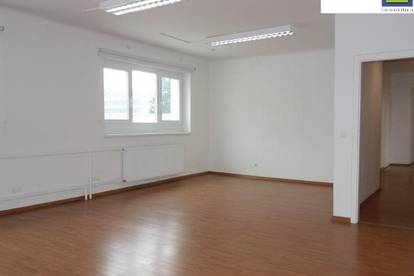 GÜNSTIGES Büro 143 m² Nähe Europaplatz - 6 Räume