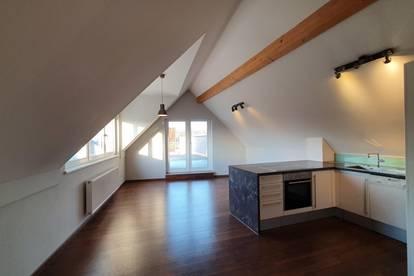 Hochwertige 3-Zimmer-Dachterrassenwohnung in Gnigl