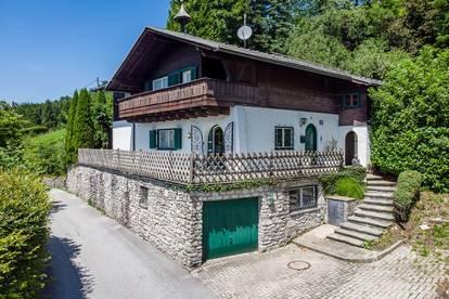 Einfamilien-Villa in einzigartiger Panorama-Lage
