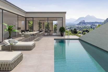 Best of Salzburg - Villenprojekt in einzigartiger Panorama-Lage