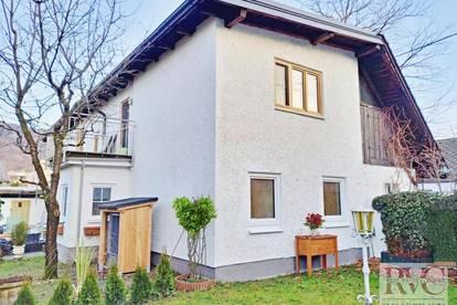 Gemütliche 2-3 Zi. Wohnung mit Gartenbenützung - Erstbezug nach Sanierung.