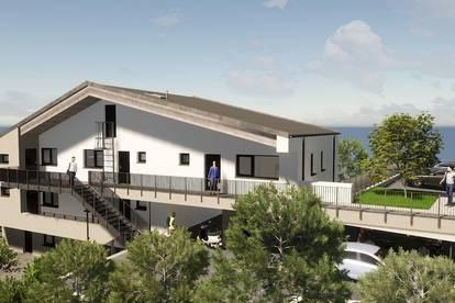 Neubau - Schlosschalets Balkonwohnungen von 55 bis 59 qm - AKTION -15% vor Baubeginn