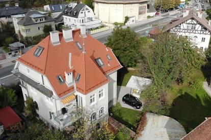Erstbezug: Dachausbau Innsbruck-Saggen mit Garten