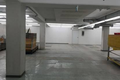 Lagerfläche (100 m²) in Frequenzlage am Rand von Innsbruck, optional mit Bürofläche (141 m²) zu vermieten