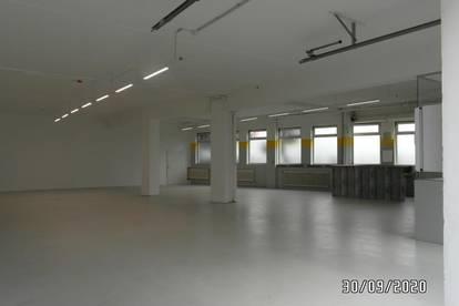 Renovierte 4 Meter hohe Halle oder Lager mit ca. 280 qm mit LKW-Zufahrt