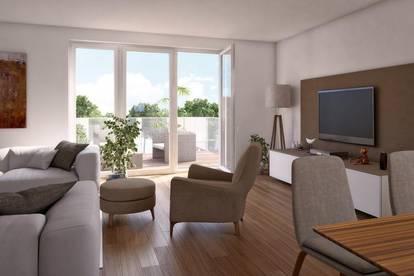 Perg/Zentrum: Traumhafte Penthousewohnung