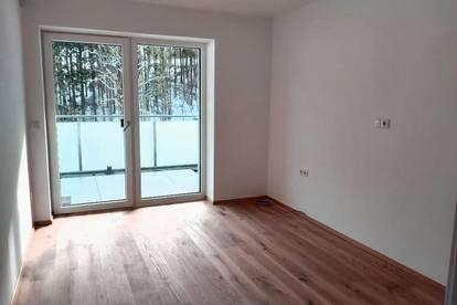 Reichenau: Neue 3-Zimmer Wohnung mit Loggia