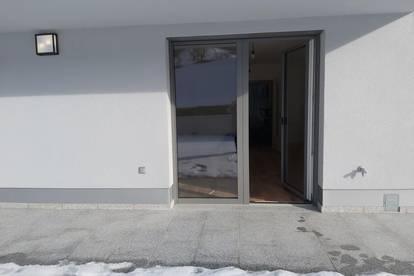Reichenau: Neue Kleinwohnung mit Riesenterrasse