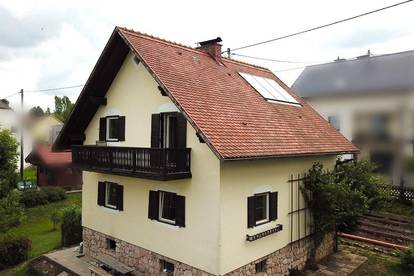 Steyr/St.Ulrich: Älteres Häuschen in bester Lage