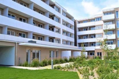 PROVISIONSFREI! Erstbezug! sonnige 104 m2 Dachgeschosswohnung inkl. 17 m2 Loggia/Balkon, große Wohnküche, 3 Zimmer, 3er-WG-geeignet