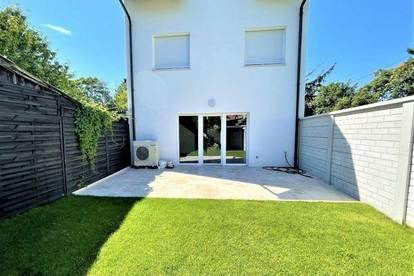 ERSTBEZUG, klimatisiertes 182 m2 Einfamilienhaus mit ca. 59 m2 Terrasse/Garten, 6 Zimmer, 2 Bäder, Komplettküche, S-Bahn-Hirschstetten