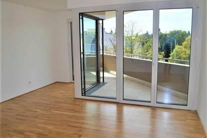 PÄRCHENHIT! Schöne 70 m2 Neubau inkl. 11 m2 Loggia, Maximilianstraße, Provisionfrei!!, Erstbezug!, 2 Zimmer, Komplettküche, Fußbodenheizung