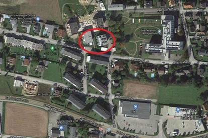 Lambach, Wohnpark Lenaustraße - Abstellplätze im Freien zu vermieten