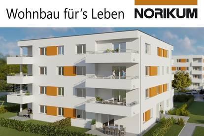 Wels, Wohnpark Zellerstraße Süd - Eigentumswohnung mit Loggia/Balkon D2/8/1.OG