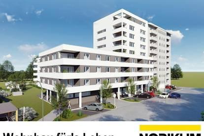 Vöcklabruck, Wohnpark Heschgasse - Haus 1 Top 17/3.OG