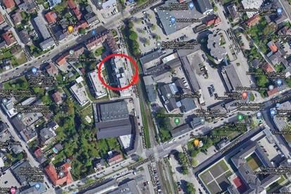 Wels, Stadtdomizil Charwatstraße - Tiefgaragenstellplätze zu vermieten