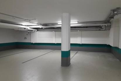 Vöcklabruck, Objekt Burgstall - Tiefgaragenstellplatz Nr. 26 zu vermieten