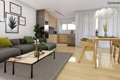 Wels, Urban Living - Eigentumswohnung im Zentrum von Wels - Whg. 12/3.OG