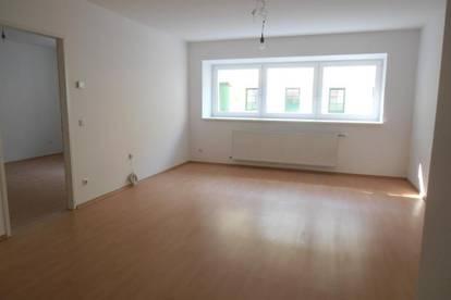 Schubertstraße: Nette, helle 2 Zimmer-Wohnung, 62,70 m² WNFL, inkl. Küche, Mietvertrag unbefristet, Top 1