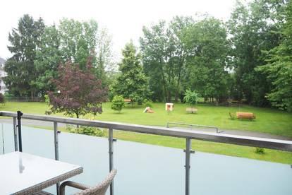 Sonnige und ruhig gelegene 3-Zimmer-Wohnung in Urfahr, 76 m² WNFL + 6 m² Balkon, Tiefgaragenplatz! Nähe Straßenbahn und Biesenfeldbad!