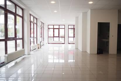 Leonding Zentrum! Schönes Geschäftslokal für Eigenbedarf oder als Anlageobjekt! 107 m² NFL, 3 Parkplätze!
