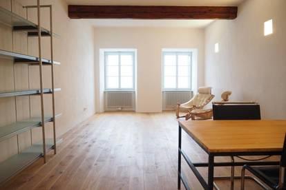 Designerwohnung in Ottensheim Zentrum an der Donaupromenade! 82 m² WNFL, Küche inkl. Geräte möbliert! Mietvertrag unbefristet!