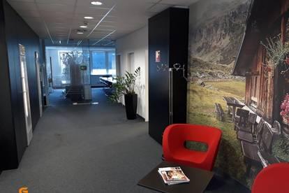 Nähe Salzburg Airport - Attraktive Büroflächen ab 100-3000 m² zu vermieten