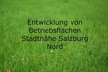 Gewerbepark Salzburg Nord Neu mieten