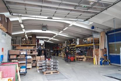 Sbg.Nord - Hallen/Bürokombi 660 m² erweiterbar bis 1320 m² zu vermieten