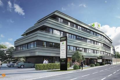 BV GREEN MCC - Neubaubüro im Süden von Sbg. zu vermieten