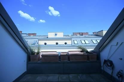Luxus Penthouse zu vermieten- Klimaanlage, Nähe: Servitenviertel