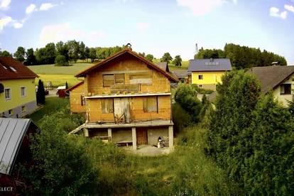 Rohbau im schönen Waldviertel - ...Natur pur...
